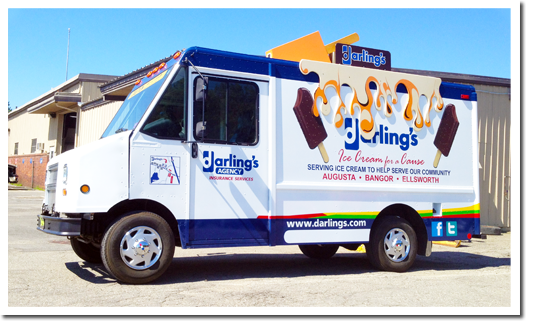 Darling 39 S Ice Cream For A Cause