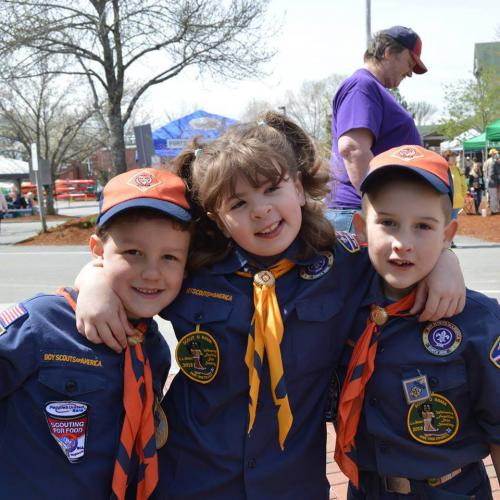 Boy Scouts of America - Pine Tree Council