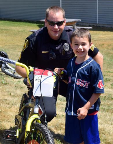 Richmond Police Department Community Outreach