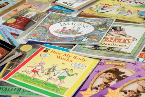 Books for Cave Hill School